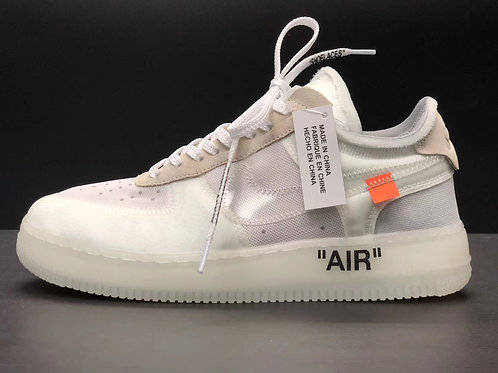 NIKE AIR FORCE Low 1 X OFFWHITE