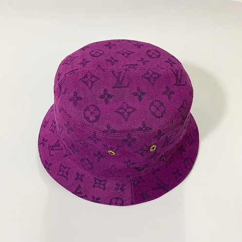 LV TWO-SIDED BUCKET HAT