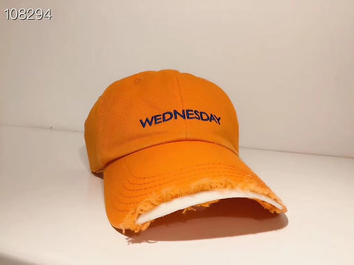 VETEMENTS WEDNESDAY CAP