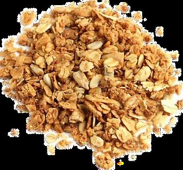 GRANOLA SEM AÇÚCAR     (contém açucares dos próprios ingredientes)