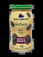 Geleia de Amora 100% Fruta 250g- queensberry