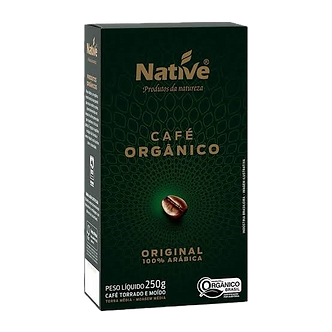 Native Café Ogânico 250g