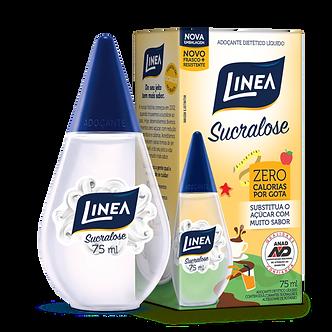Linea Adoçante Líquido sucralose 75 ml