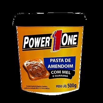 Pasta de Amendoim com Mel e Guaraná – PowerOne 500g