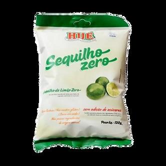 Sequilho de Limão Zero Açúcar