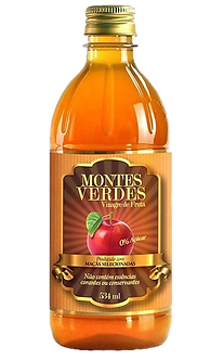 Vinagre de Maçã Montes Verdes 530ml