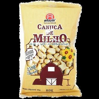 Canjica de Milho Com Sal Marinho