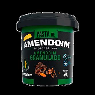 Pasta de Amendoim Granulada – 450g