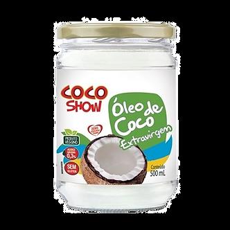 Óleo de Coco 500ml – CocoShow