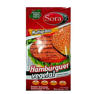 Hambúrguer Vegetal Sora 110g