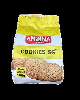 Cookie Sem Gluten Aminna