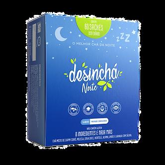 Desinchá Noite 60 sachês/peso líquido por sachê 1,5g