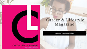 Susan Bish Featured in Career and Lifestyle Magazine