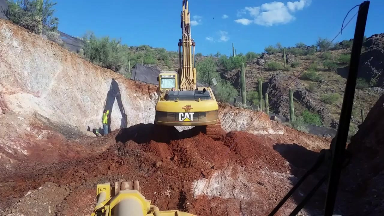 Excavation in Scottsdale