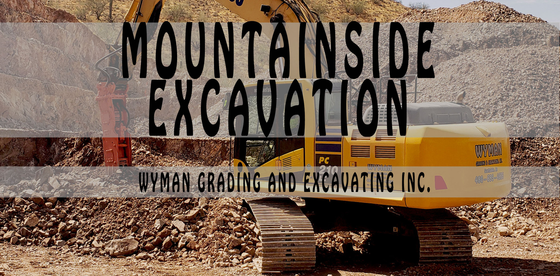 Mounstainside Excavation