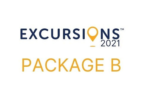 Excursions 2021 - Package B