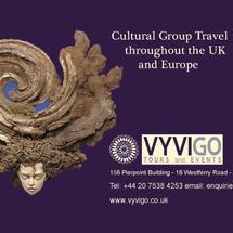 VyviGo Tours and Events