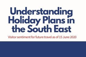 Tourism South East's Survey reveals future visitor habits for days out and short breaks
