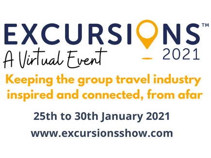 Excursions Show - The Show will go on... virtually!