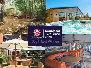 Prestigious National Tourism Awards for South East Tourism Businesses