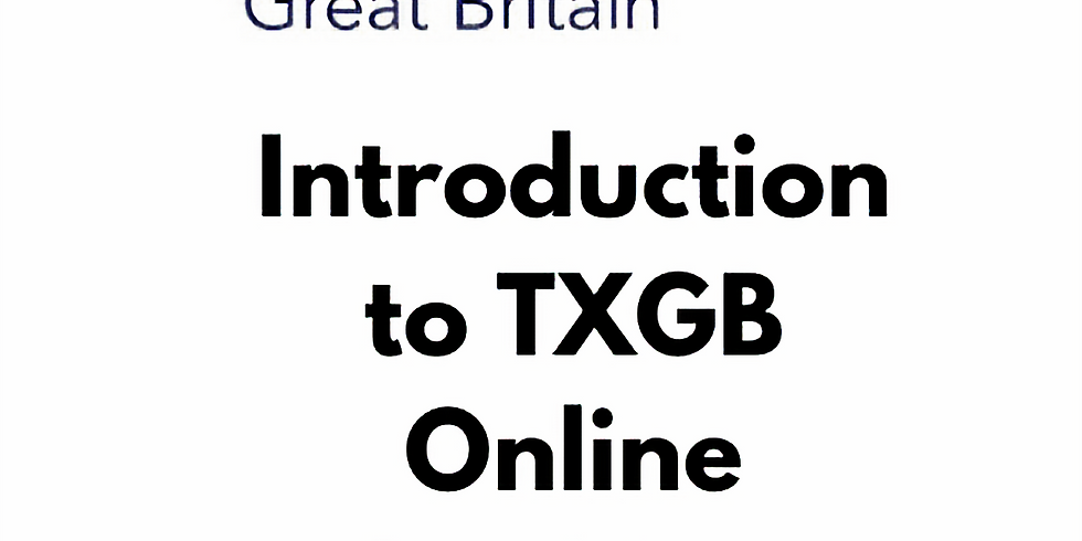 Introduction to TXGB   Online Booking Solution