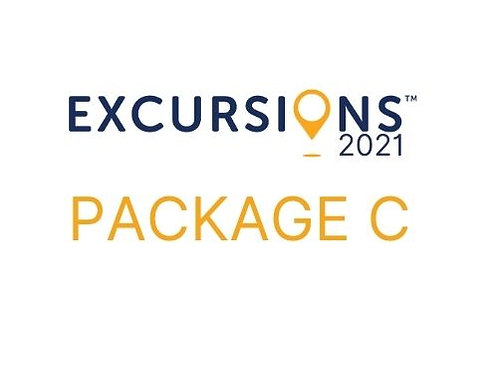 Excursions 2021 - Package C