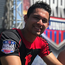 Josh Salinas ninja warrior coach