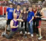 Ninja Warrior gym teens iron sports