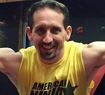 Mike Brown ninja warrior coach