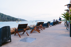 THE BOX-Waterfront seating