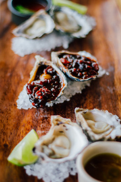 THE BOX-Oysters