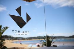 THE BOX-logo and views