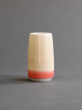 Bud Vase - Coral & Peach