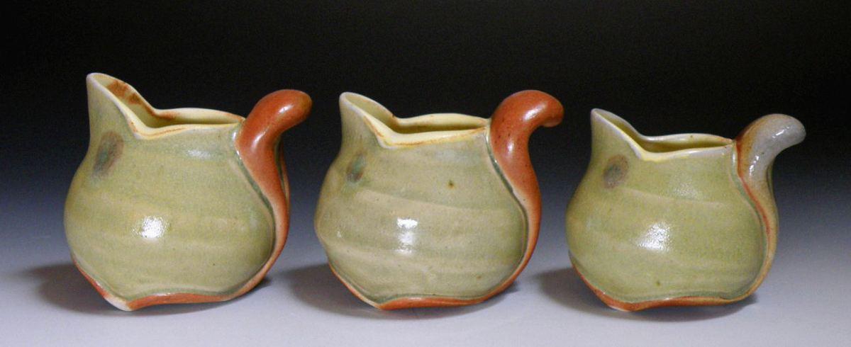 Clovy Tsuchiya Trio of Pourers