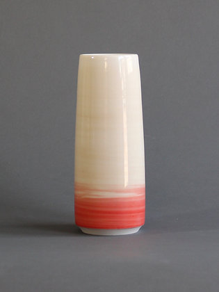 Large Vase : Coral & Peach
