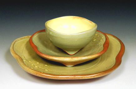 Clovy Tsuchiya Plates & Bowl