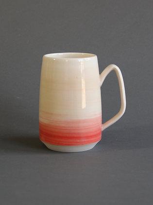 Mug - Coral & Peach