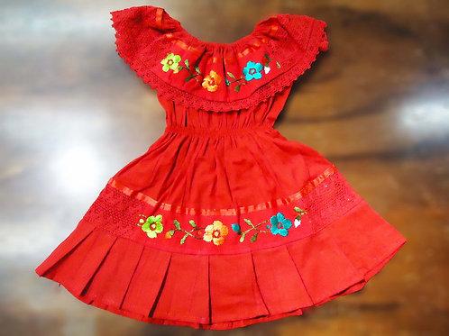 Campesina Dress