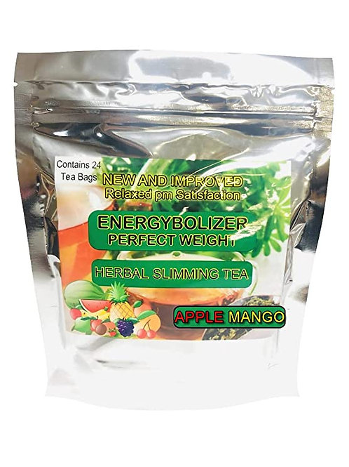 ENERGYBOLIZER Perfect  Weight tea - Té de hierbas para adelgazar