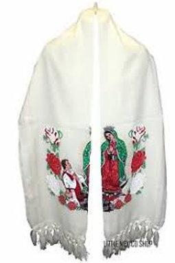 Reboso Virgen de Guadalupe