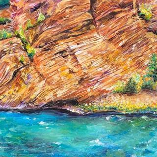 Glenwood Canyon Trail