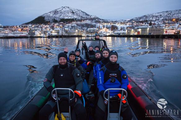 Travel Journal: Tromsø og Skjervøy