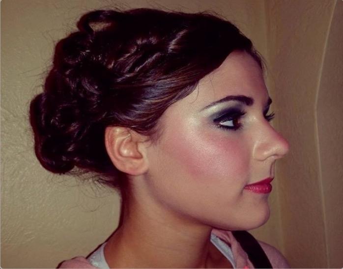 Make-up & up-do