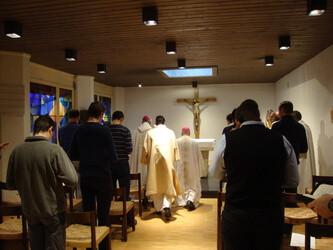 Visite pastorale des évêques