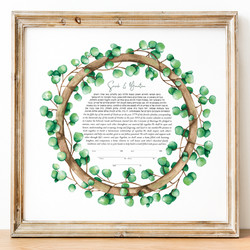 """Eucalyptus Ring"""