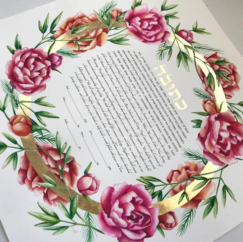 "Floral ""garden of eden"""