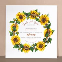 """""""Sunflower Bloom"""""""