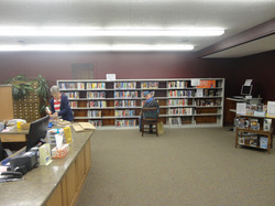 New Adult Book Section