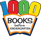 1000 Books Before Kindergarten logo 4c.j