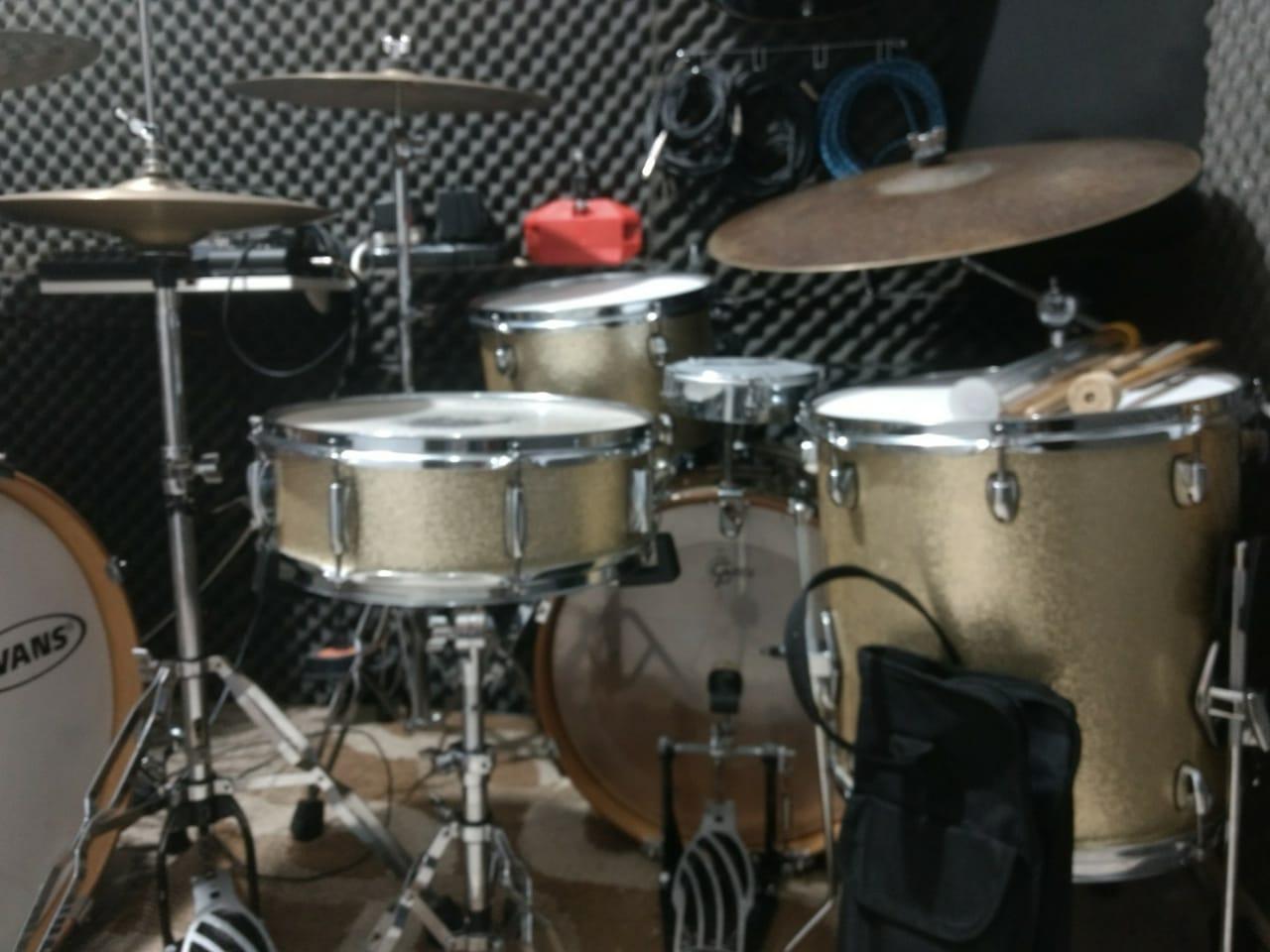Bateria Gretsch Catalina Jazz